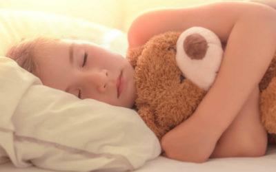 Aider votre enfant à s'endormir avec Souffleur de rêves…